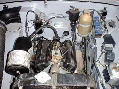 File:1959 LANCIA APPIA SEDAN III SERIES 60hp ENGINE TYPE 81400 ...
