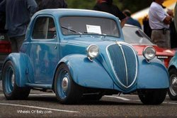 Car Radiator Cost >> Fiat Topolino - WOI Encyclopedia Italia