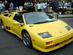 Lamborghini Diablo Woi Encyclopedia Italia