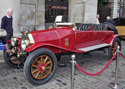 Lancia Theta-35HP - WOI Encyclopedia Italia