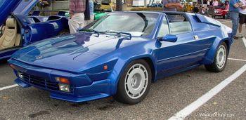 Lamborghini Jalpa Woi Encyclopedia Italia